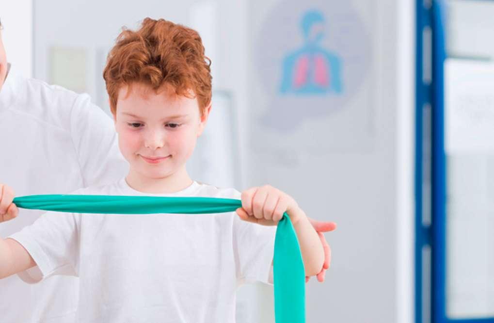 Benefícios da Fisioterapia Pediátrica