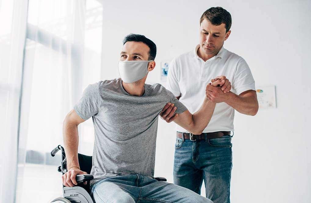 40% dos pacientes com Covid-19 tem sequelas e precisam de fisioterapia