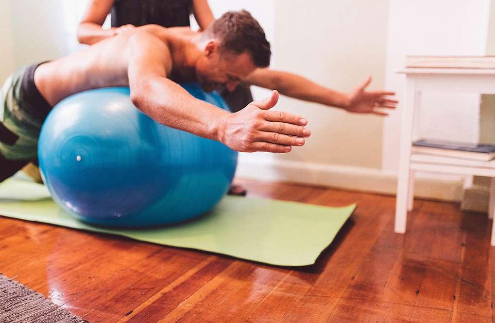 Fisioterapia em São Paulo. Uma proposta personalizada com atendimento individual e domiciliar.