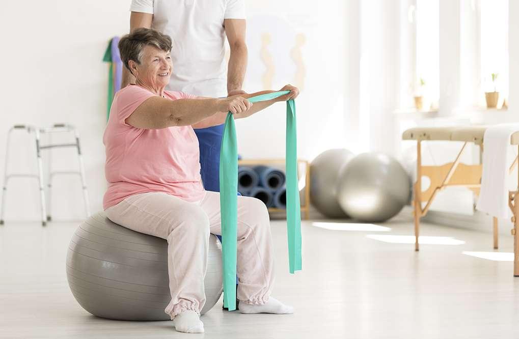 O papel da Fisioterapia no tratamento de AVC