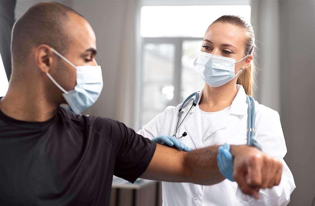 Saiba como atuam os fisioterepeutas, essenciais durante a pandemia da Covid-19