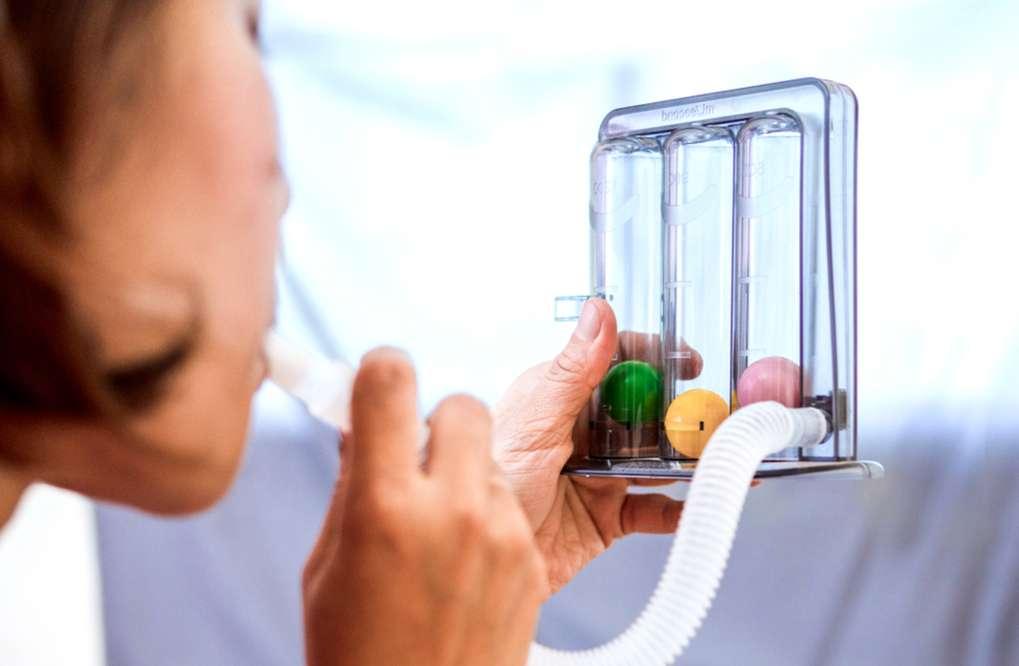 Fisioterapia respiratória auxilia no tratamento e prevenção de doenças